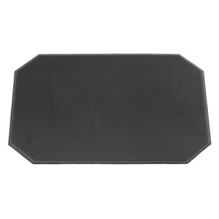 Faux Leather Metro Placemats Set Of 12 10379738
