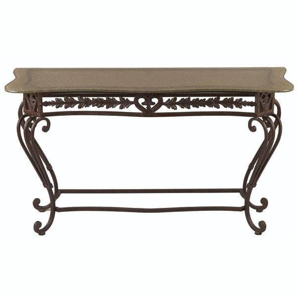 Passion Bronze Oro Console Table