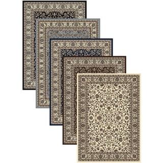 Admire Home Living Artisan Sarouk Area Rug (3'3 x 4'11) - 3'3 x 4'11