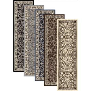 Admire Home Living Artisan Sarouk Area Rug (2'2 x 7'7) - 2'2 x 7'7