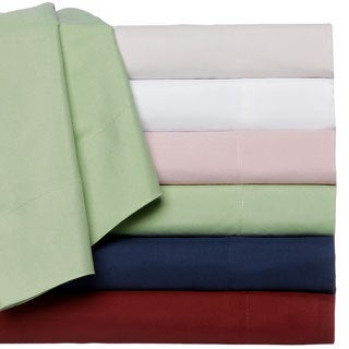 Wrinkle Free Solid Sheet Set