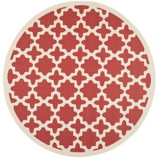 Red Round Oval Amp Square Area Rugs For Less Overstock Com