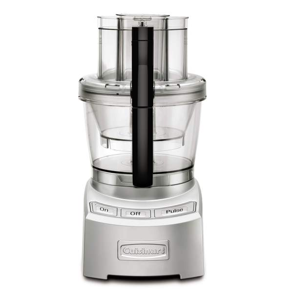 cuisinart 9 cup food processor cuisinart fp 12bc brushed chrome 12 cup elite food 13358
