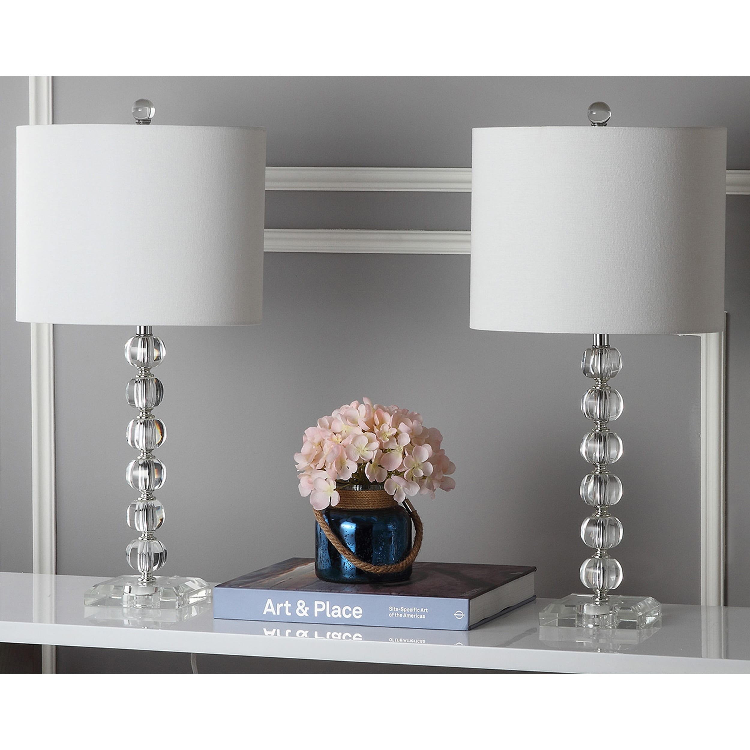 6e774fccc55 Buy Crystal Table Lamps Online at Overstock