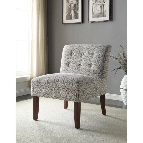 Suzani Pattern Large Accent Chair Free Shipping Today