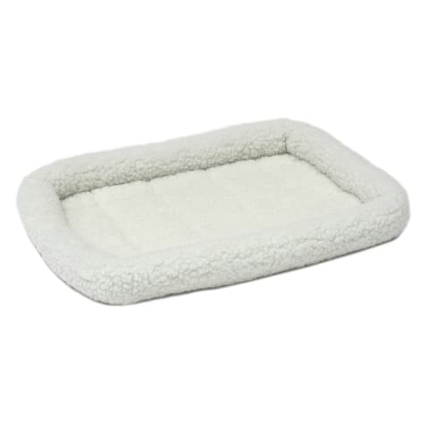 QuietTime Bolstered Pet Bed - Fleece