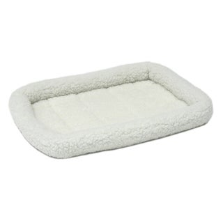 QuietTime Bolstered Pet Bed - Fleece