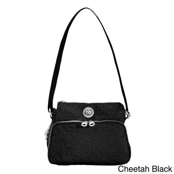 74538f91b7 Shop Baggallini  Paris  Cheetah Print Shoulder Bag - Free Shipping ...
