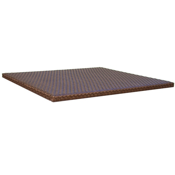 Square Woven Dining Table Top