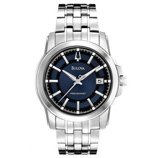 Bulova Men's Precisionist Round Watch