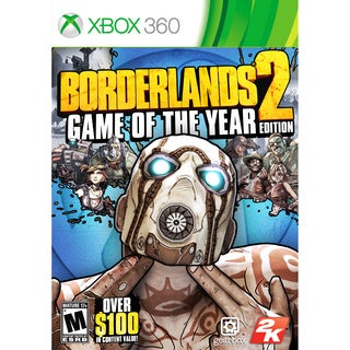 Xbox 360 - Borderlands 2: Game of the Year Edition