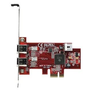 Manhattan FireWire 400 PCI Express Card, 2-Ports