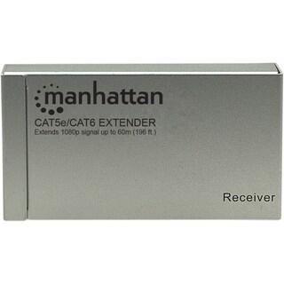Manhattan HDMI Cat5e/Cat6 Extender - Extends Signal up to 196'