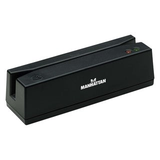 Manhattan USB Magnetic Strip Card Reader