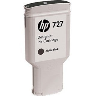 HP 727 Original Ink Cartridge - Matte Black