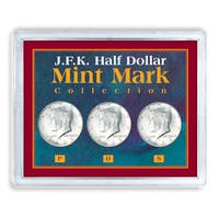 American Coin Treasures JFK Half Dollar Mint Mark Collection