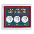 American Coin Treasures JFK Half Dollar Mint Mark Collection