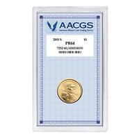 American Coin Treasures 2003-S Sacagawea Dollar