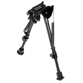 NcStar Precision-grade Full-size 3-adapter Rifle Bipod