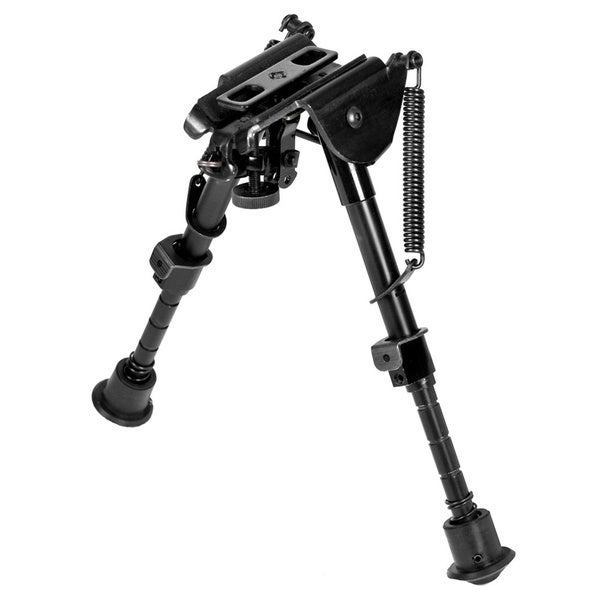 NcStar Precision-grade Compact 3-adapter Rifle Bipod