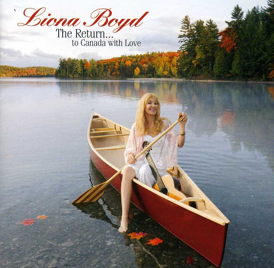 Liona boyd return to canada with love the free for Overstock free returns
