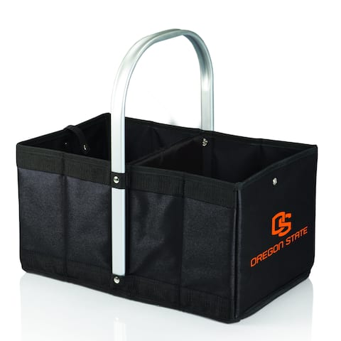 Picnic Time Oregon State Beavers Urban Basket - Black