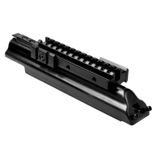 NcStar AK Receiver Cover Tri-Rail Weaver Scope Mount