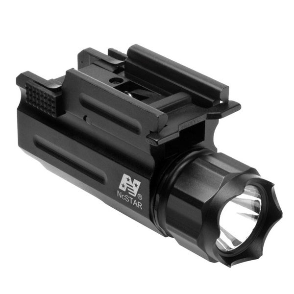 NcStar Compact Pistol and Rifle Green Laser Flashlight
