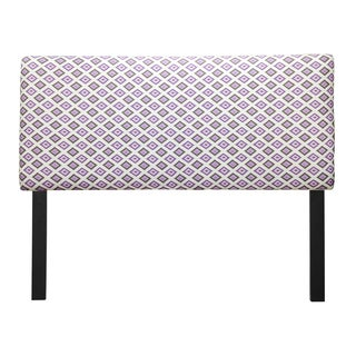 Upholstered Carnival Grape Headboard