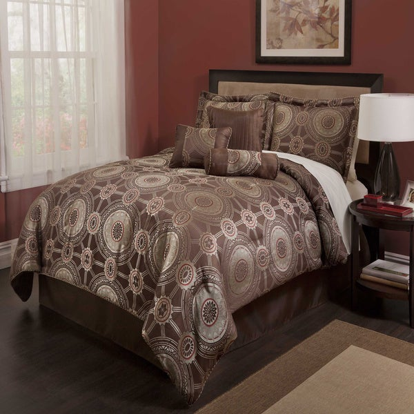 Princeton 7-piece Comforter Set