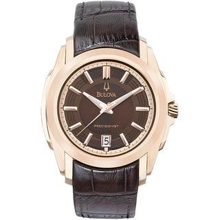 Bulova Men's Precisionist 97B110 Watch|https://ak1.ostkcdn.com/images/products/8358099/8358099/Bulova-Mens-Precisionist-97B110-Watch-P15666065.jpg?impolicy=medium