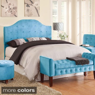 HomePop Full/ Queen Tufted Headboard