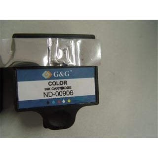Insten Color Non-OEM Ink Cartridge Replacement for Dell