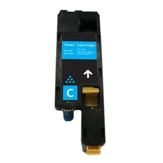 Refilled Insten Cyan Non-OEM Toner Cartridge Replacement for Dell