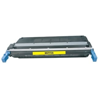 INSTEN Color Yellow Toner Cartridge for HP C9732A