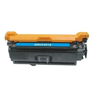 INSTEN Cyan Color Toner Cartridge for HP CB401A