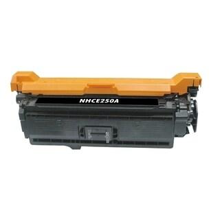 INSTEN Black Color Toner Cartridge for HP CE250A