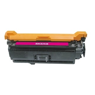 INSTEN Color Magenta Toner Cartridge for HP CE253A