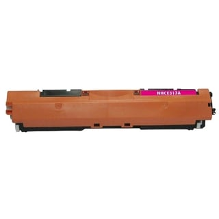 INSTEN Magenta Toner Cartridge for HP CE313A Canon 126A