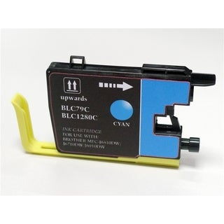 INSTEN Cyan Ink Cartridge for Brother LC79
