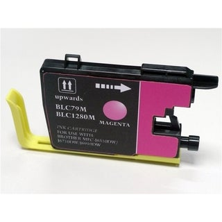 Insten Magenta Non-OEM Ink Cartridge Replacement for Brother LC79M