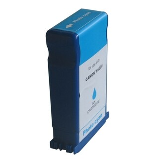 INSTEN Photo Cyan Ink Cartridge for Canon BCI-1431PC