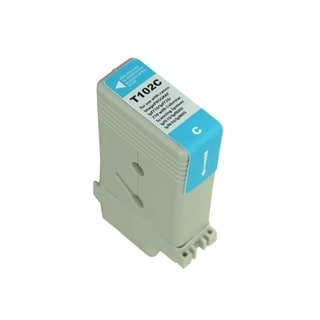 INSTEN Cyan Ink Cartridge for Canon PFI102C