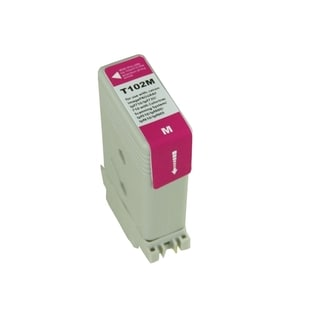 INSTEN Magenta Ink Cartridge for Canon PFI102M