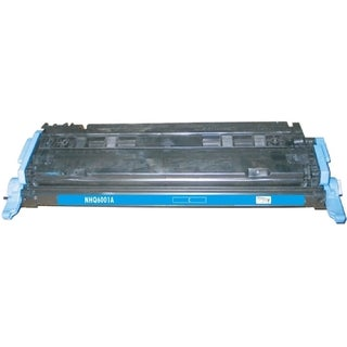 INSTEN Cyan Color Toner Cartridge for HP Q6001A