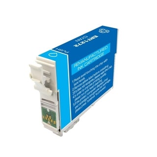 INSTEN Remanufactured Cyan Ink Cartridge for Epson T127220