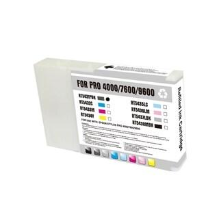 INSTEN Remanufactured Ink Cartridge for Epson T543100 PBK