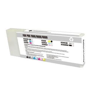 INSTEN Remanufactured Yellow Ink Cartridge for Epson T544400