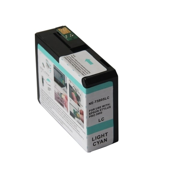 INSTEN Remanufactured Ink Cartridge for Epson T5805LC