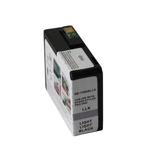INSTEN Remanufactured Ink Cartridge for Epson T5809LLBk